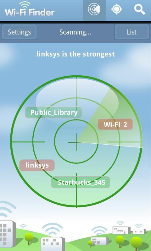 Wifi-finder, restez connecter partout dans le monde