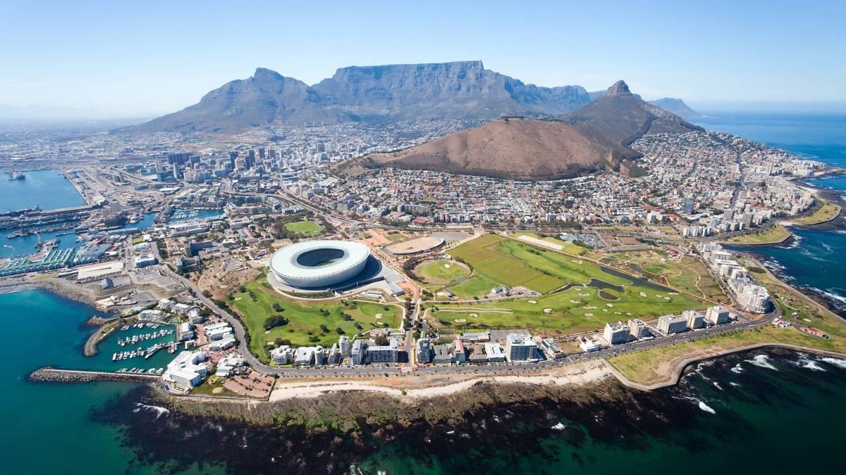 10. Aéroport du Cap, Afrique du Sud