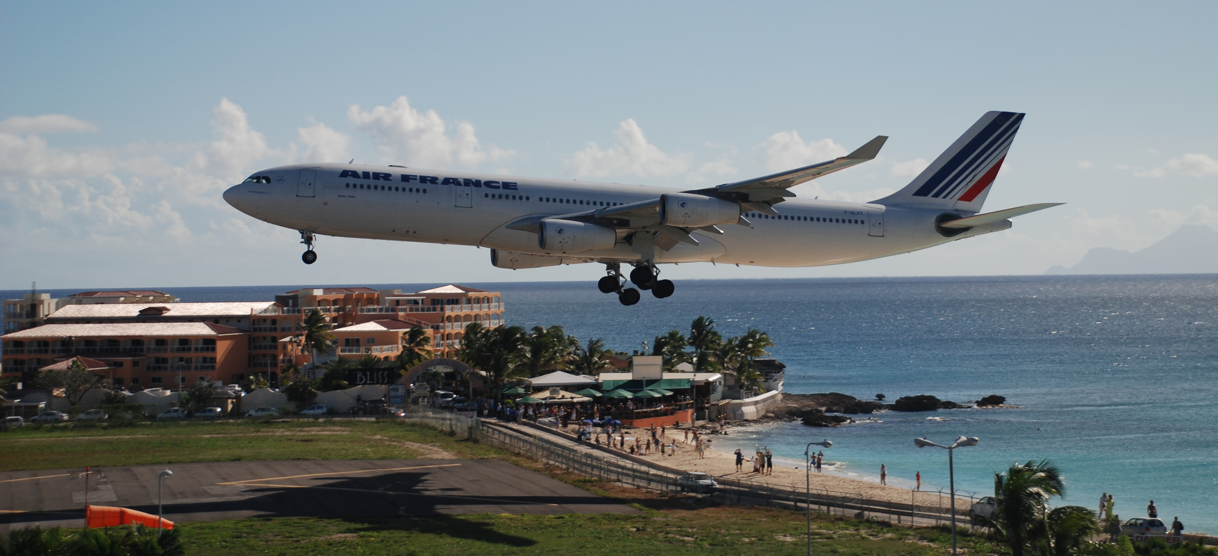 5. Aéroport Princess Juliana International, Saint Martin