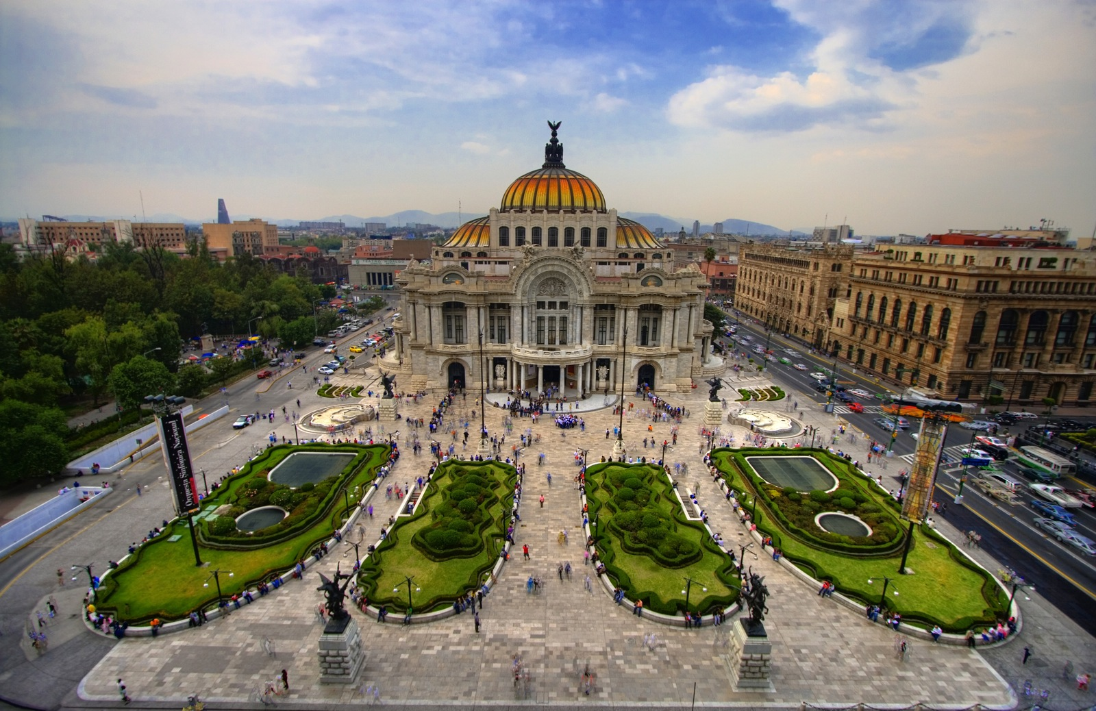 10. Mexico City