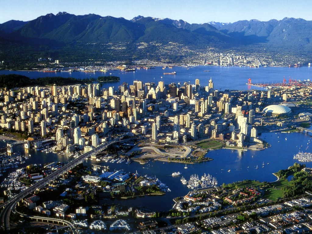 8. Vancouver
