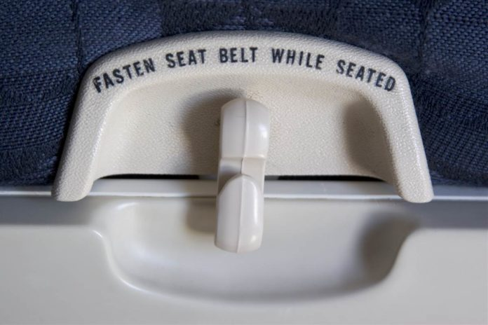 tablette avion germes hygiène