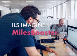 MilesBooster Startup Begins 1 million de miles