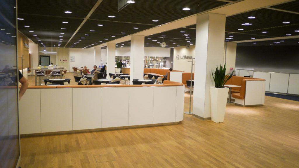Lufthansa Senator Lounge Francfort