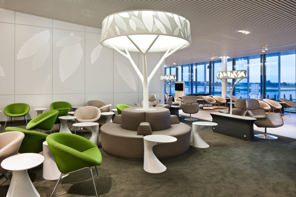 Salon aeroport Air France