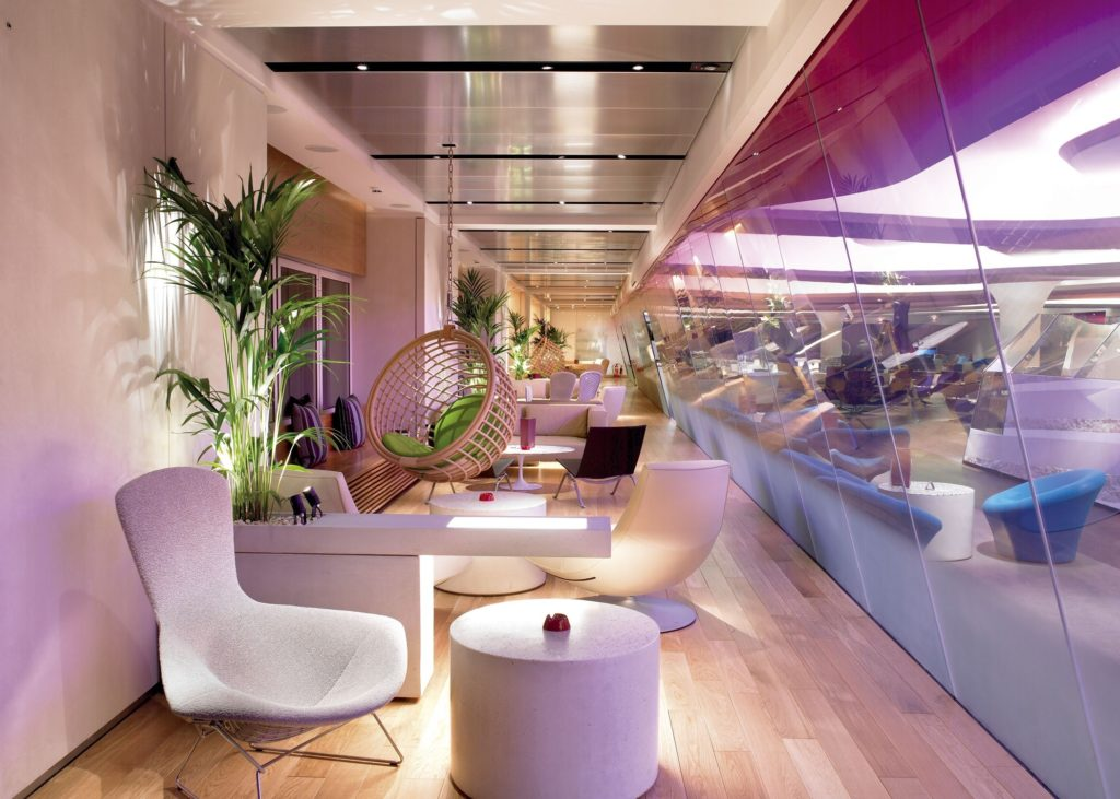 Virgin clubhouse-the-gallery Londres Heathrow