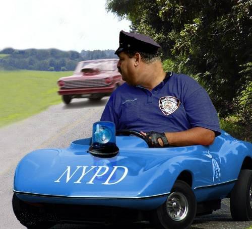 faux policier