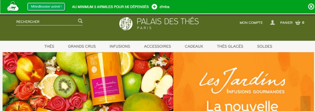 12 Palais des thes soldes ete 2017