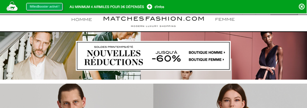 15 Matches Fashion soldes ete 2017