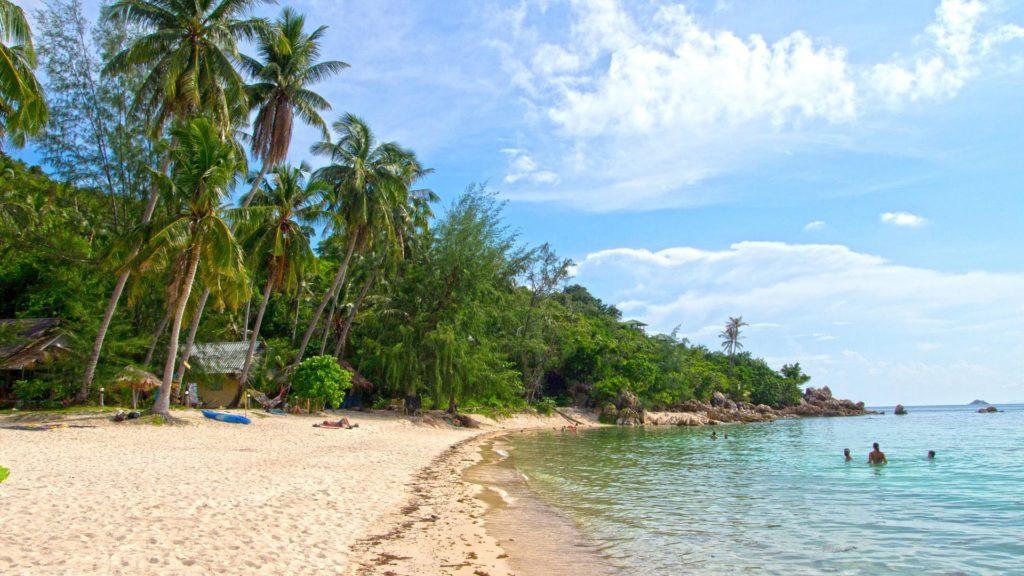 Ko Pha-Ngan - Les 10 plus belles plages du monde
