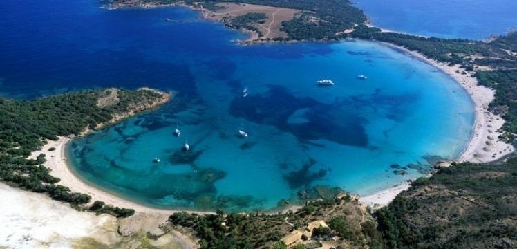 Plage de Rondinara - Les 10 plus belles plages du monde