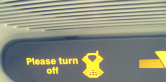 Votre telephone en mode avion