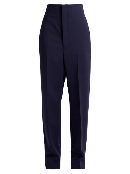 5 MATCHESFASHION Soldes hiver 2017 Pantalon en laine BALENCIAGA
