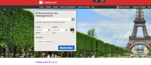 hotels.com plus d'airmiles
