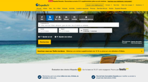 Expedia plus d'airmiels