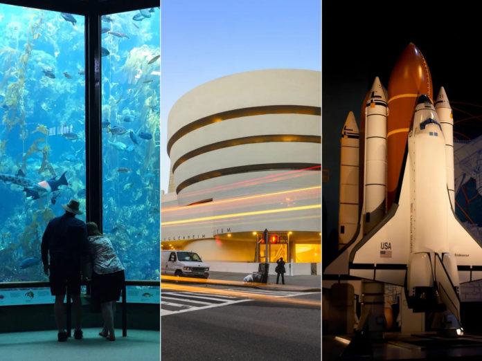 28 façons de quitter la maison qui changent sans quitter le canape, des expositions de zoo virtuelles aux visites de galeries de musees