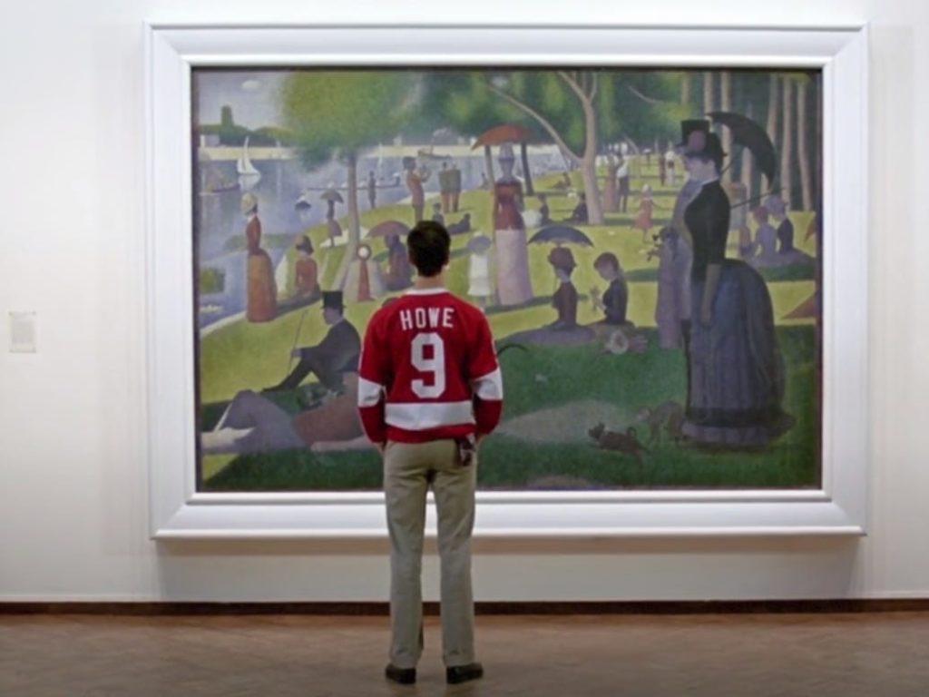 """La célèbre scène de """"Ferris Bueller's Day Off"""" filmée à l'Art Institute. - Occuper ses enfants pendant le confinement"""