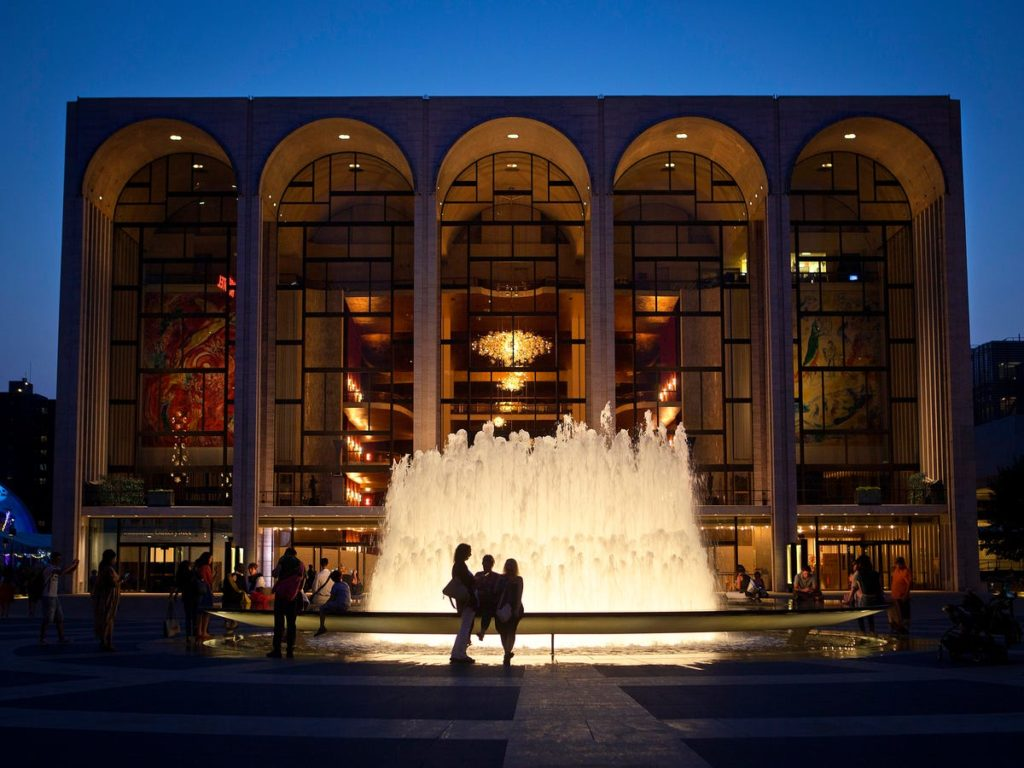 Le Metropolitan Opera de New York. - Occuper ses enfants pendant le confinement