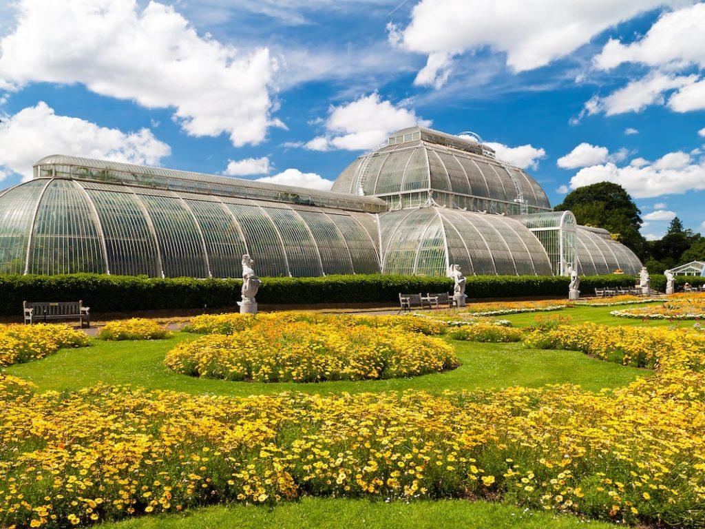 Les jardins botaniques royaux de Kew, Londres, Angleterre. - Occuper ses enfants pendant le confinement