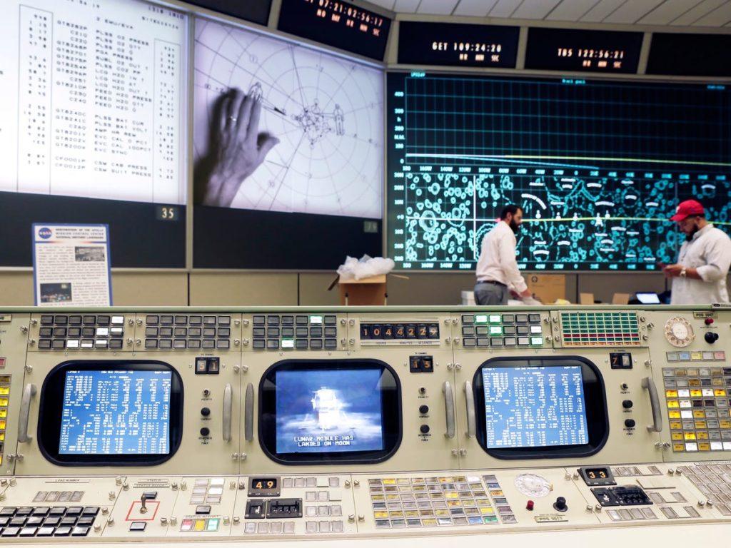 NASA Johnson Space Center à Houston en 2019. - Occuper ses enfants pendant le confinement
