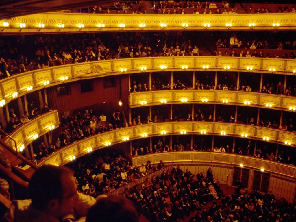 Opéra National de Vienne, Autriche. - Occuper ses enfants pendant le confinement