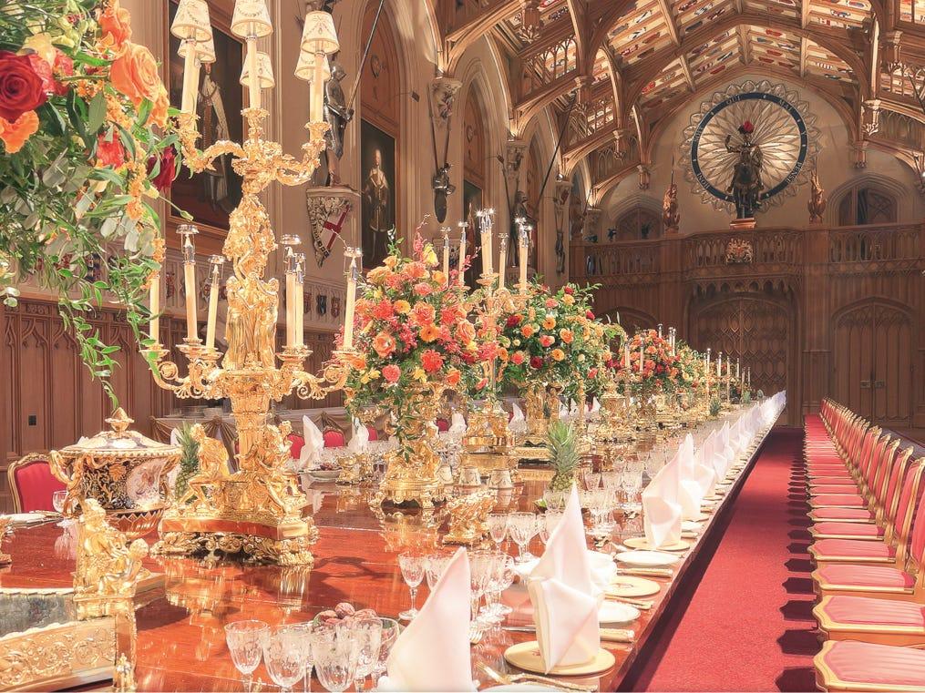 Un coup d'œil à l'intérieur du château de Windsor. - Occuper ses enfants pendant le confinement